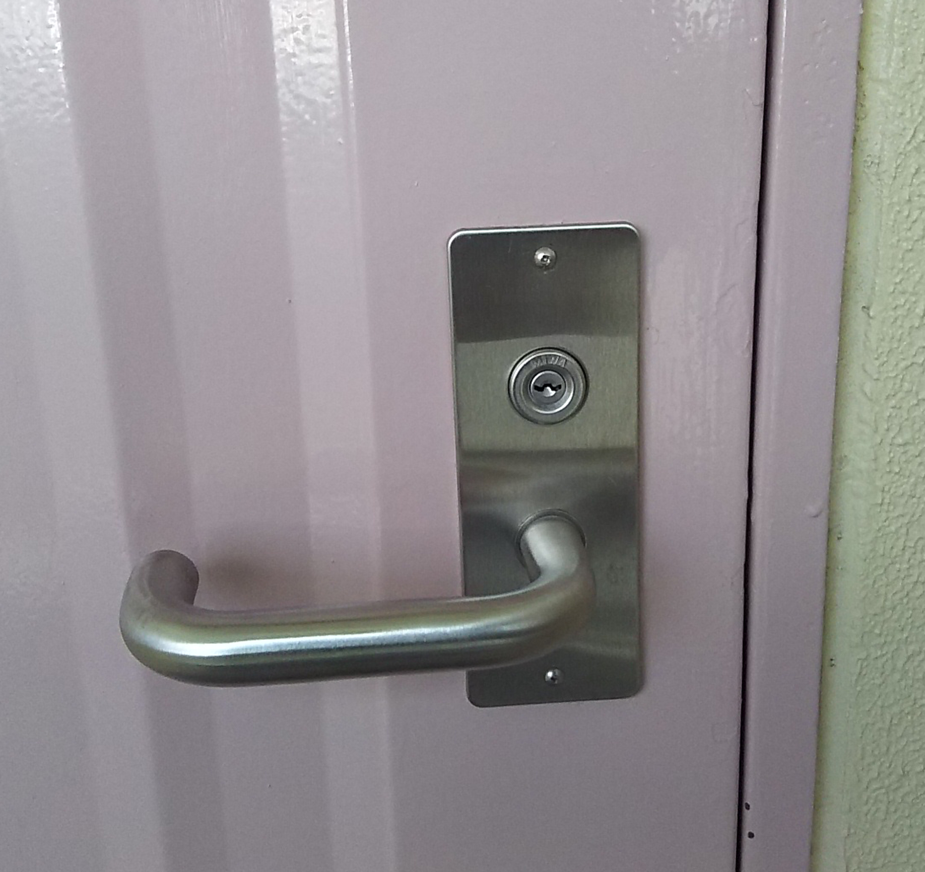 開けられなくなった玄関扉